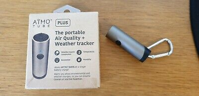 Atmotube Plus - portable air quality monitor for temperature, VOCs and pollution