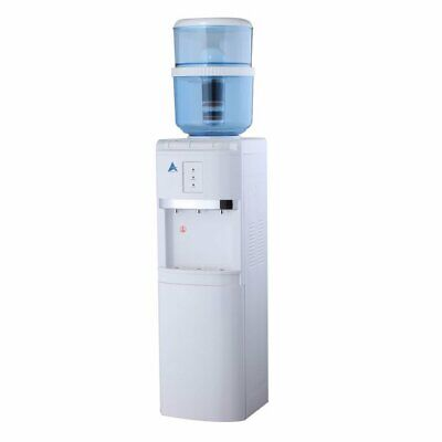 New Awesome Aimex Water Floor Standing Water Cooler Chiller Hot Cold Pure White