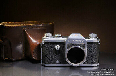 Zeiss Ikon CONTAX M42 camera body + case | Serial number: 39619