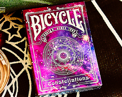 Bicycle Constellations V2 Playing Cards by Bocopo - USPCC