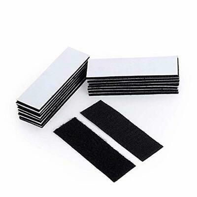 Velcro 12 Pack Heavy Duty Sticky Pads Self Adhesive Tape No More Nails Strips