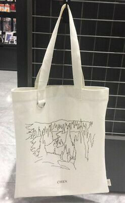 CHEN EXO April, and a flower SMTOWN GIFTSHOP OFFICIAL GOODS ECOBAG ECO BAG NEW