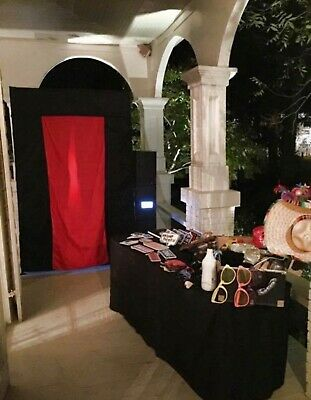 Mojo Photo Booth Complete Turnkey Unit!