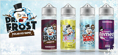 DR. FROST - Shake & Vape - E-Liquid - 25ml - 0/3mg