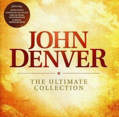 The Ultimate Collection, John Denver, Very Good CD