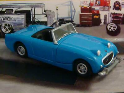"""1959 59 Austin Healey """"Bugeye"""" Sprite Roadster 1/64 Scale Limited Edition T"""