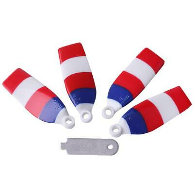 4pcs Propellers Guard Blade American Flag Quick Release For Dobby Drone LJ