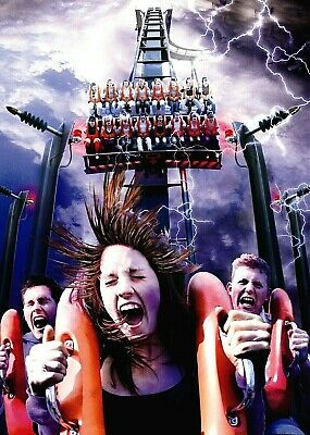 Alton Towers E-Tickets Saturday 6th July £28.00 A PAIR - 6 pairs available
