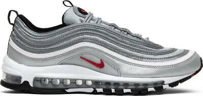 HOT Air Max 97 OG silver argento sport tempo libero nuove SIZE 36-45
