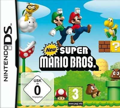 New Super Mario Bros--Ds Spiel