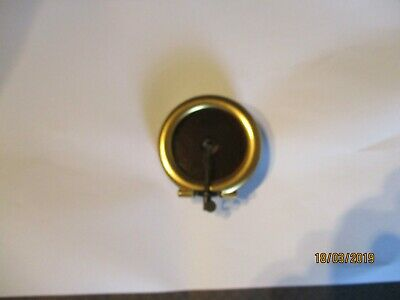 A  HMV working gold coulered No4  gramophone phonograph soundbox free P&P