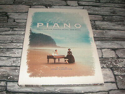 LA LECON DE PIANO- JANE CAMPION /  holly HUNTER  harvey KEITEL / EDITION 2 DVD