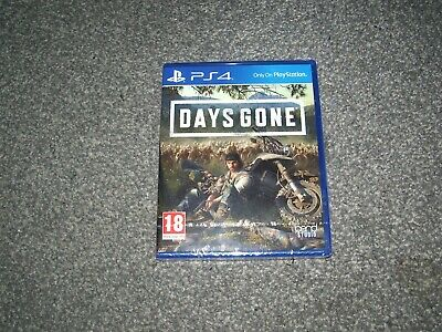 Days Gone PS4 Brand New