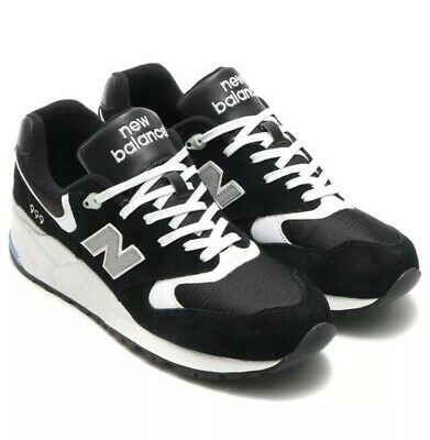 new concept 4fa0e fa879 New Balance 999 ML999LUR Black White Men Size 8