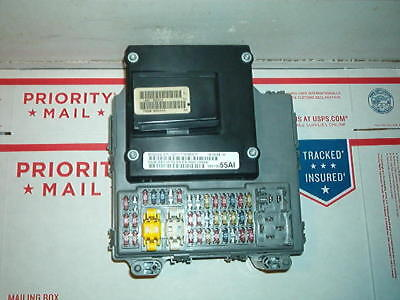 2002 JEEP LIBERTY BCM Front Control Module Fuse Box - $99.99 ...  Liberty Fuse Box on jeep liberty fuse box, 02 liberty timing cover, 2002 liberty fuse box,