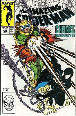 Amazing Spider-Man #298. Vol1. Marvel Mar 1988. 1st Cameo Appearance Brock. FN+