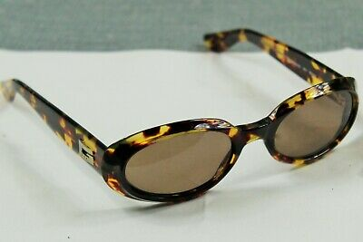 08141f3eb5 GUCCI Tortoise Frame Oval Lens Sunglasses GG 2419 N S Made in Italy 51