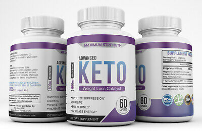 1CT Shark Tank Best Keto Burn Fat Burner With BHB Slimming Diet Pills That Work