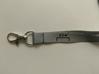 A-COLD-WALL* Lanyard neck strap NEW
