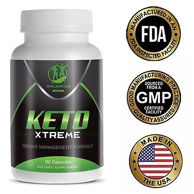 Keto Diet Pills Keto xtreme Best Weight Loss Diet Pill Carb Blocker 30 Day Pack