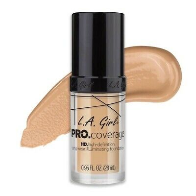 L.A. Girl Pro Coverage Illuminating Foundation . Contact seller for shade!