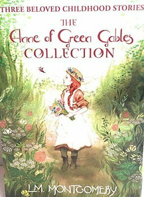 Anne of Green Gables Collection - 3 Books, L.M. Montgomery, New