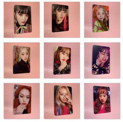 Weki Meki Official PHOTOCARD Only 2nd Single LOCK END LOL Photo Card LOL VER.