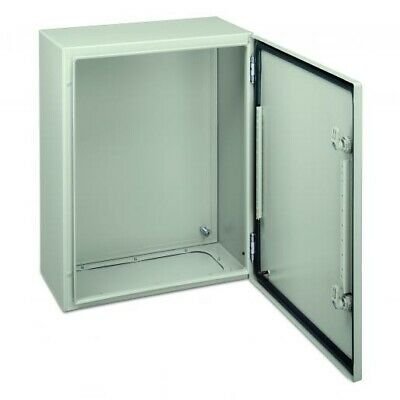 Schneider NSYCRN64200P 'Spacial' Steel Enclosure IP66 600mm x 400mm x 200mm