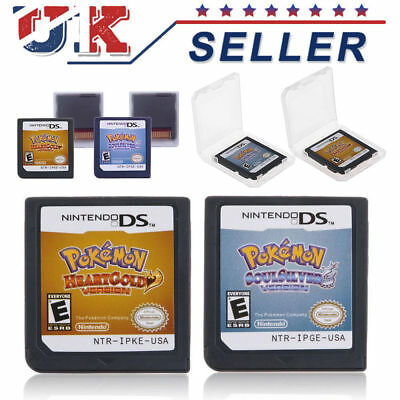 Pokemon Mario Kart Game DS Card For Nintendo DS / DSi / 3DS XL / 2DS NDSI NDSL