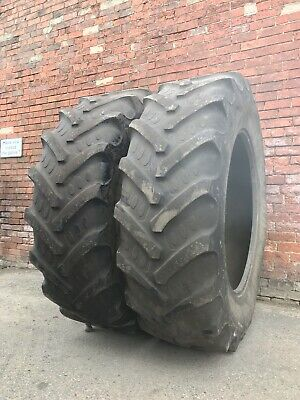 BKT Agrimax RT855 520/85 R42 (20.8 R42) Tractor Tyres