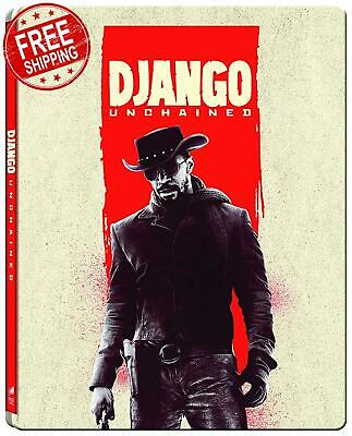 Django Unchained Exclusive Amazon.Fr Boîtier Steelbook]