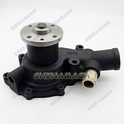 Water Pump for Isuzu Engine 4BD1 4BG1 Hitachi Excavator EX120-2 Kobelco SK120