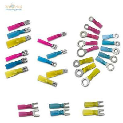 Shrink Cable Lugs with Adhesive Shrinkable Cable Automotive Connectors