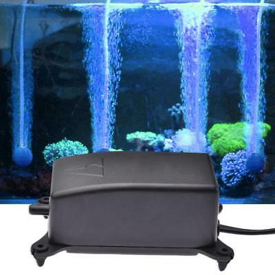 Ultra-Silent Aquarium Air Pump Fish Tank Increasing Oxygen Pump 2W AC220V