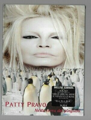 Nella Terra Dei Pinguini BY PATTY PRAVO DELUXE EDITION CD