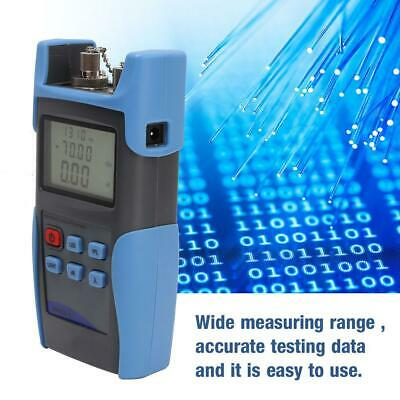 BWJ828-A Red Light Fiber Optic Optical Power Meter -70 - +5DBM