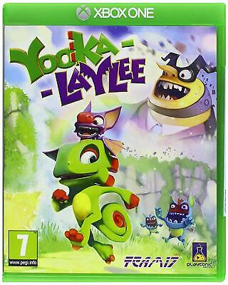 Yooka-Laylee (Xbox One) (New)