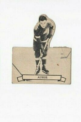 1936-37 V304D OPC O-pee-chee 131 Larry Aurie - Detroit Red Wings