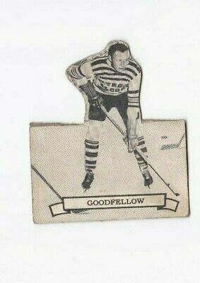 1936-37 V304D OPC O-pee-chee 117 Ebbie Goodfellow - Detroit Red Wings