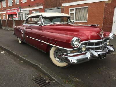 American 1951 Cadillac Coupe Deville