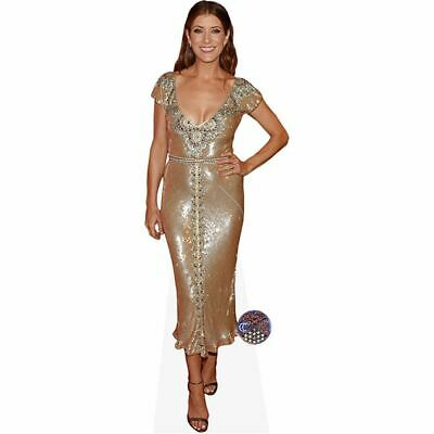 Kate Walsh (Long Dress) Cardboard Cutout (lifesize). Standee.