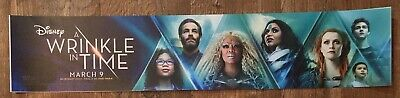 A Wrinkle In Time - Movie Theater Mylar / Poster - Small Box Office Version