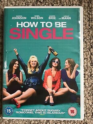 How To Be Single [DVD] [2016]- Region 2 UK