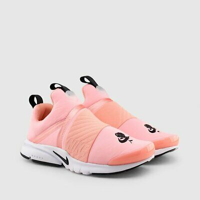 412cf63869826 NIKE PRESTO EXTREME GS Girl's Youth Black/Racer Pink RUNNING Sz 4Y ...