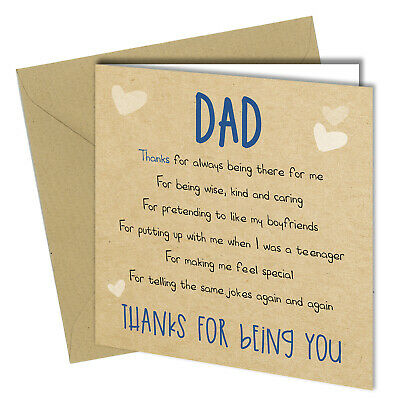 FATHERS DAY CARD Comedy Rude Adult Joke Comical Hilarious Adult Banter #603