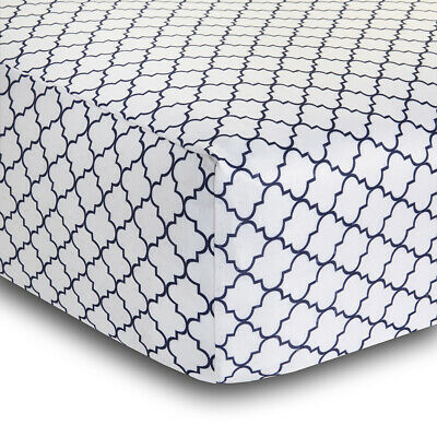 Breathable Baby Infant Baby Fitted Crib Sheet
