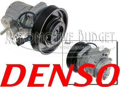 A/C Compressor w/Clutch for Freightliner Trucks - 10S15C - NEW OEM