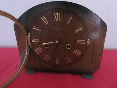 Smiths Enfield Mantle Clock 1950's