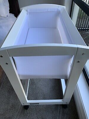 Tasman Eco Bassinet With Recently Purchased Mattress