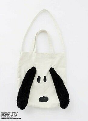 Snoopy Peanuts 2 Sens Sac One After Another Nice Claup Off-Wht Japon Suivi